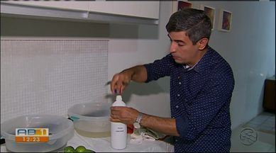 Biodicas ensina como acabar com o mofo - Professor Alexandre Henrique dá dicas para se livrar do problema.