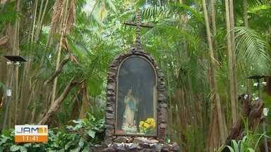 Moedas da 'Fonte dos Desejos' do Studio 5 são recolhidas e doadas a instituição, em Manaus - Dinheiro arrecadado foi entregue à Casa Mamãe Margarida, que cuida de meninas em vulnerabilidade social.
