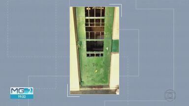 Sete detentos fogem do Complexo Penitenciário Nelson Hungria, em Contagem - A fuga foi durante a madrugada deste sábado e os agentes só perceberam durante a manhã. O presídio é de segurança máxima.