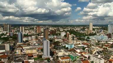Moradores prestam homenagem a Guarapuava - Cidade completa 199 anos neste domingo (09).