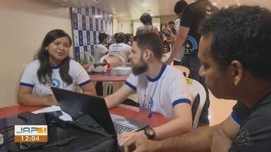 'Hackfest' busca iniciativas tecnológicas para o combate a corrupção no Amapá - Evento iniciou na sexta-feira (7) e segue até domingo (9) na sede do MP-AP no bairro Araxá.