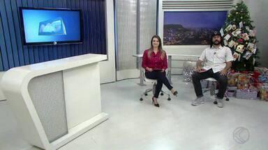 MGTV entrevista o músico Gabriel O Pensador em Juiz de Fora - Artista comemora os 25 anos de carreira com show na cidade e fala também sobre livros lançados.