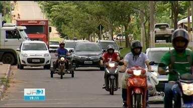 Detran diz que quantidade de carros nas ruas de Araguaína cresceu cerca de 30% - Detran diz que quantidade de carros nas ruas de Araguaína cresceu cerca de 30%