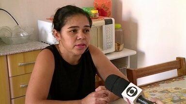 Extra: Mulher relata violência obstétrica em hospital de SP - Lucidema de Farias Silva relata a violência que sofreu durante o nascimento do filho, que morreu após o parto. Ela foi atendida na Maternidade de Caieiras, na Região Metropolitana de São Paulo.