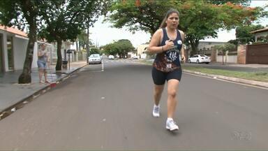 O desafio Saúde de hoje é a Corrida - Aprenda como começar a correr.