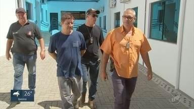 Polícia prende homem suspeito de trocar mensagens pornográficas em Piracicaba - Segundo os investigadores, o homem agia em três estados do país.
