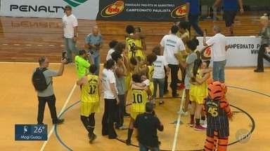 Campinas perde a decisão e fica com vice-campeonato no Estadual Feminino - Terceiro jogo terminou em 70 a 68 para o Santo André.