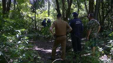 Corpo é achado na região da Vila Andradina em Foz - Identidade ainda não foi divulgada.