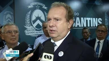 Governador fala pela primeira vez sobre a operação policial contra funcionários fantasmas - Governador fala pela primeira vez sobre a operação policial contra funcionários fantasmas