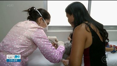 Crianças com microcefalia foram atendidas em Mutirão realizado em Petrolina - 35 crianças de 25 municípios da região participaram da ação