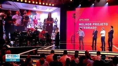 Equipe da TV Gazeta ganha Prêmio Globo de Programação - Iniciativa visa reconhecer os destaques na área de programação de afiliadas da Rede Globo.