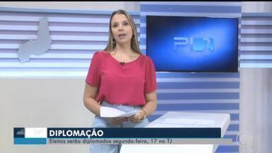 Tribunal Eleitoral confirma a diplomação de Wellington Dias para o governo do Piauí - Tribunal Eleitoral confirma a diplomação de Wellington Dias para o governo do Piauí
