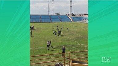 Campeonato maranhense de futebol americano é realizado em Imperatriz - Realizar o torneio foi uma conquista para os amantes desse esporte no Maranhão. Agora o próximo passo é buscar mais praticantes.
