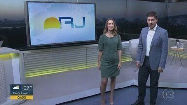 Bom Dia RJ - Edição de terça-feira, 18/12/2018 - As primeiras notícias do Rio de Janeiro, apresentadas por Flávio Fachel, com prestação de serviço, boletins de trânsito e previsão do tempo.