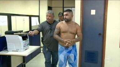 Polícia do Rio prende suspeito de ligação com a morte de Marielle e Anderson Gomes - A Polícia prendeu, em Guapimirim, na Baixada Fluminense, o miliciano Renato Nascimento Santos. Investigadores dizem que ele é ligado ao ex-PM Orlando Oliveira de Araújo - o Orlando Curicica.