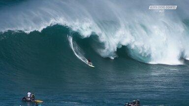 Ilha de Maui, Swell em Jaws