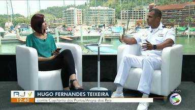 Operação Verão da Marinha do Brasil alerta sobre acidentes - Objetivo é conscientizar e diminuir as possibilidades de acidentes