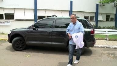 Chef dá dica para opções de cardápio de ceia - José Carlos Barbosa Zaccaro decidiu se desfazer de seu único carro para ajudar os 700 funcionários que estão sem receber há mais de três meses