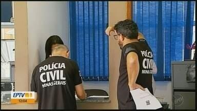 Polícia Civil cumpre mandados de busca e apreensão na Câmara de Vereados em Passos (MG) - Polícia Civil cumpre mandados de busca e apreensão na Câmara de Vereados em Passos (MG)
