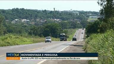 Movimento em rodovias estaduais deve aumentar a partir de hoje - Polícia Rodoviária Estadual fará ações de fiscalização e orientação.
