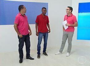 Esportes: Confira as notícias esportivas do final de semana - Nesse fim de semana, tem jogo solidário.