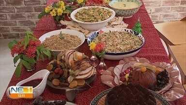 Veja como preparar uma ceia de Natal para famílias pequenas - Comerciantes e nutricionistas dão dicas preciosas para não desperdiçar alimentos.
