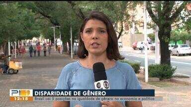 Iniciativas tentam reverter a desigualdade de gênero em Teresina - Iniciativas tentam reverter a desigualdade de gênero em Teresina