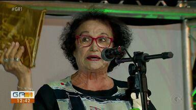 Homenageados do Homem da Meia-Noite são anunciados em Recife - Também teve entrega de prêmio.