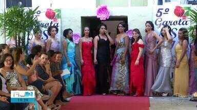 Concurso de beleza premia as detentas mais bonitas de Campos - Assista a seguir.