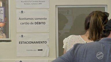Cartão de crédito é nova opção de pagamento aceita em cartórios de Campo Grande - Projeto foi aprovado pela Assembleia Legislativa; proposta precisa ser sancionada pelo governo.