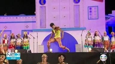 Baile do Menino Deus mostra várias formas de celebrar o Natal - Espetáculo ocorre no Centro do Recife
