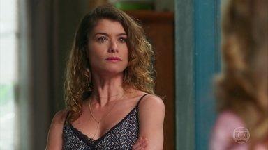 Isabel obriga Priscila a ir visitar Alain - Edméia/Grace aconselha Isabel a não transferir seus sentimentos de culpa para Priscila