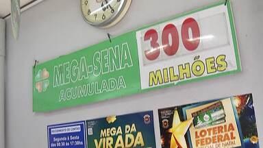 Número de apostas na Mega da Virada deve crescer em Mogi - Muitos têm esperança de começar o novo ano com mais dinheiro no bolso.
