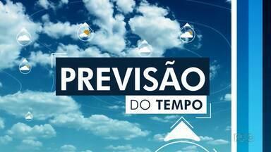 Calor aumenta nesta quinta-feira em Maringá - Confira como fica a previsão do tempo