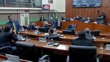 Vereadores de Cuiabá votam LOA para 2019 - Vereadores de Cuiabá votam LOA para 2019.