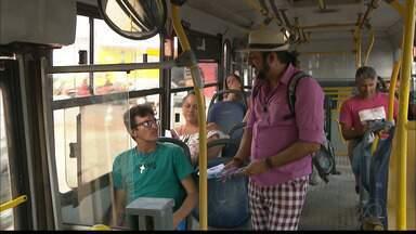 JPB2JP: A arte do Cordel revitalizada e comercializada nos ônibus de João Pessoa - Trabalho de Robson Jampa.