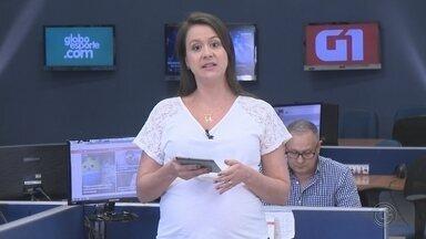 Mariana Bonora traz os destaques do G1 Bauru e Marília - Nesta terça-feira, tem informações sobre as rodovias e rodoviárias na volta do feriado de Ano Novo.