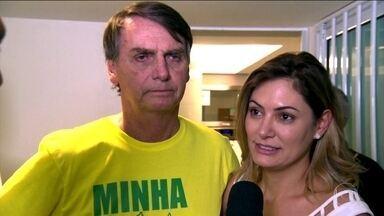 Michelle Bolsonaro quer se dedicar a projetos sociais - Amigos comentam o perfil de Michelle Bolsonaro. Michelle se tornará primeira-dama do Brasil a partir desta terça (1º).