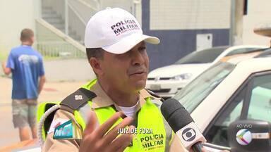 PMR aplicou 229 infrações durante operação de Ano Novo na Zona da Mata - Ao todo, 21 veículos foram apreendidos e 18 acidentes foram registrados.