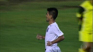Corinthians estreia com vitória na Copinha - Corinthians estreia com vitória na Copinha