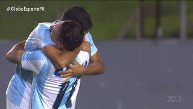 Londrina tem dois jogos-treino na preparação para o Campeonato Paranaense - Londrina tem dois jogos-treino na preparação para o Campeonato Paranaense