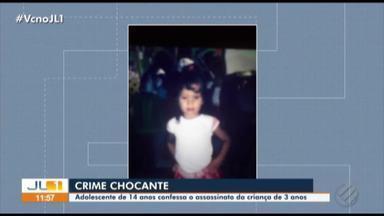 Delegada de Bragança estuda transferir para Capanema acusado de matar menina de 3 anos - Jornal Liberal