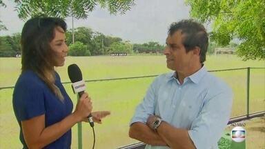 Milton Cruz fala sobre preparação do Sport - Milton Cruz fala sobre preparação do Sport