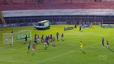 Em jogo de cinco gols, Vila Nova estreia com derrota na Copinha - Tigre leva 3 a 2 do Porto-PE no primeiro jogo do torneio