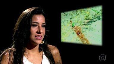 Reações: Joanna Maranhão relembra momentos marcantes da carreira - Reações: Joanna Maranhão relembra momentos marcantes da carreira