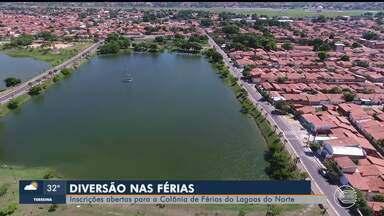Diques de proteção dos Rios Poti e Parnaiba têm estruturas afetadas por construções - Diques de proteção dos Rios Poti e Parnaiba têm estruturas afetadas por construções