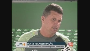 Confira as notícias da Chapecoense - Confira as notícias da Chapecoense
