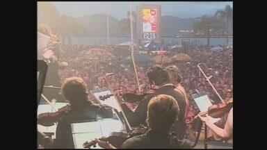 Camerata Florianópolis comemora 25 anos de orquestra - Camerata Florianópolis comemora 25 anos de orquestra