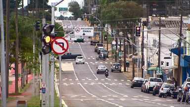 Início da operação do Plano de Mobilidade Urbana é adiado em Cascavel - A circulação dos ônibus nas principais Avenidas da cidade e o funcionamento dos novos terminais ficou para Fevereiro.