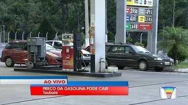 Preço de gasolina pode cair - Os preços nas refinarias já caíram.
